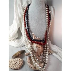 """Perlenkette """"Adelheid-C"""""""